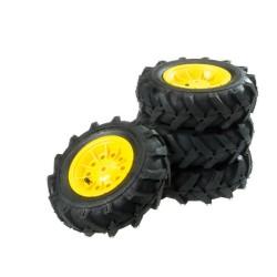 Opony pneumatyczne dla ciągników John Deere 6210R