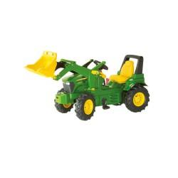 Traktor na pedały John Deere 7930 z ładowaczem