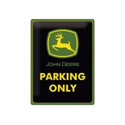 Plakietka 15 x 20 cm - Parking Only MCN000026182
