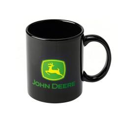 Kubek czarny John Deere SPFH Mug MCV201901001
