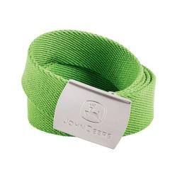 Pasek z tkaniny zielony John Deere MCS908071000