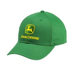 MCDW080000YW Czapka z daszkiem John Deere zielona