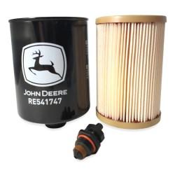 Zestaw filtrów paliwa John Deere RE541746