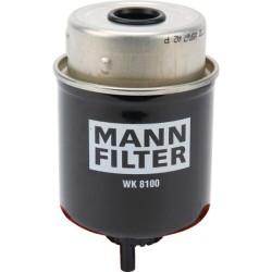 Filtr paliwa MANN FILTER WK8100 / RE62418