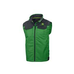 Kamizelka zielona XL John Deere
