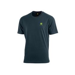 T-shirt z logo John Deere L MCDW1719NV04