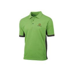 "Zielona koszulka polo ""365"" L John Deere MCDW01510J04"