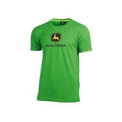 Zielona koszulka L John Deere MCL091510805