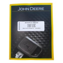 Instrukcja obsługi John Deere 6145R-6215R