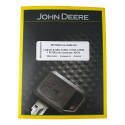 Instrukcja obsługi John Deere 6145R-6215R 2018-