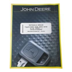 Instrukcja obsługi John Deere 5050E-5075E nr.ser.045554-