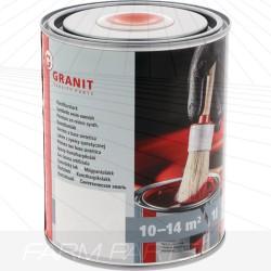 27012049 Farba lakier czerwony Claas 1L