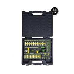 John Deere zestaw kluczy nasadowych MCKTA2503C