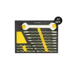 Zestaw kluczy płaskich MCKT9A1101M