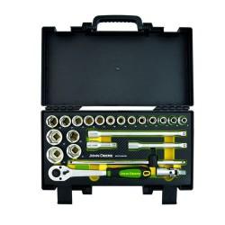 Zestaw kluczy nasadowych John Deere MCKTA4501M1